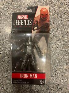 "Marvel Legends Series Marvel Universe Wave 3 Iron Man 3 3/4"" Figure"