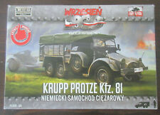 1/72 Krupp Protze Kfz.81 German Truck - FIRST TO FIGHT 61
