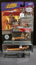 Johnny Lightning Top Fuel Legends Tony Nancy 1972 NHRA 1:64 Diecast