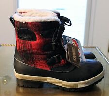 Khombu Telluride Winter Boots - Insulated, Fleece Lined (For Women) NWT NO BOX