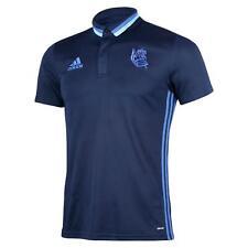 Camisas Polo Adidas Real Sociedad rojo fútbol La Liga Española Para hombre ClimaLite