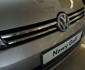 pour VW GOLF VII depuis 2012 GRILLE CHROMEE COUVRE EN ACIER INOXYDABLE