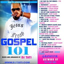 GOSPEL 101 MIX CD
