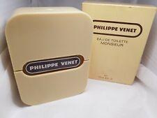 Philippe Venet Eau de Toilette Monsieur  125ml Top rar Design 70er Splash Parfum