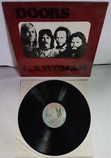 The Doors L.A. Woman German Press LP Vinyl Record