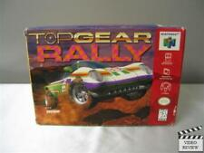 Top Gear Rally  (Nintendo 64, 1997)