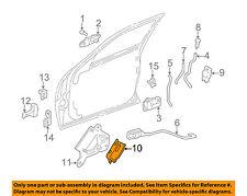 Cadillac GM OEM 06-07 CTS Front Door-Lock Module 15251258