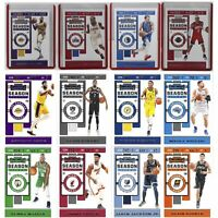 Complete Your Set 2019-20 Panini Contenders Season Ticket Base Cards Pick #1-165
