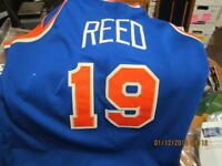 1980 Willis Reed Team Issued New York Knicks Jersey