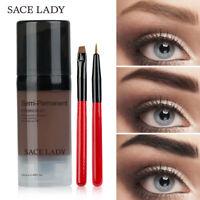 SACE LADY Eyebrow Dye Gel Waterproof Makeup Shadow for Eye Brow Shade Make-up