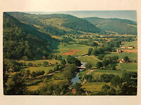 Greetings From Stamford, New York NY Postcard - Spring in the Valley