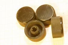 Ø 15mm  für 4mm Achse                      33550 Spannzangen Geräteknopf