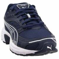 Puma Axis Lace Up Sneakers  Casual    - Navy - Mens
