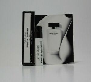 Narciso Rodriguez Pure Music for her eau de parfum 0.03 fl oz - lot of 12