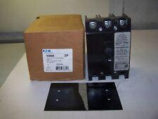 CUTLER HAMMER//EATON EHD3100BP10 3 POLE  3PH 100 AMP 240//480 VOLT CIRCUIT BREAKER