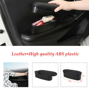 Car Door Storage Box Interior Armrest Bracket Support Pad Base Panel ABS plastic