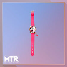 Disney Minnie Mouse Analog Watch With Charm