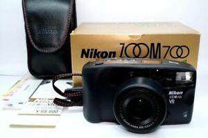 [N MINT / BOX] Nikon Zoom M700 VR QD 35mm Point & Shot Film Camera JAPAN #210542