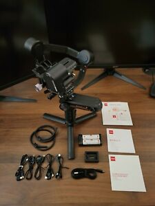Zhiyun Weebill S Gimbal Stabilizer with CMF-04 Focus/Zoom Control Motor
