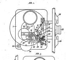 Alte Filmkamera, Kamera-Technik von ASKANIA - Histor. Infos 1923 - 1943