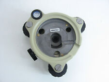 Oem Pentax Style Total Station Tribrach Without Plummet With Round Bubble Level