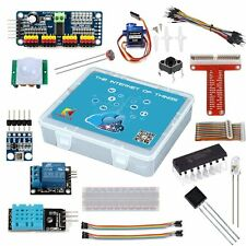 Iot Internet of Things Starter Kit for Raspberry Pi 2 / 3 Projects