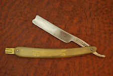 VINTAGE STRAIGHT RAZOR KNIFE SUPERIOR THE AMERICAN RAZOR SHEFFIELD ENGLAND (1369