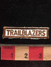 TRAILBLAZERS Tab Patch 75V4