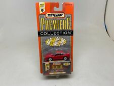 MATCHBOX-PREMIERE-HIGH SPEED-COLLECTION-BMW 850I-RED--SEALED--