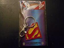 "Superman -  Keychain Key Chain New - 1.75"" X 2.25"""