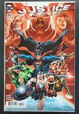 Justice League (DC 2016) #50 Second Print | 1st  Jessica Cruz as Green Lantern