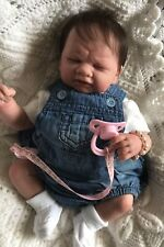 BEAUTIFUL REBORN BERENGUER BABY DOLL SPECIAL EDITION FIRST TEAR  GIRL