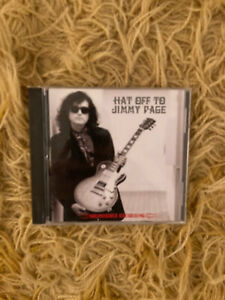 Jimmy Page - Hat Off To - CD - Rare Promo - VG+