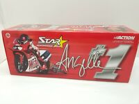 New, open box, Action 2001 1:9 2001 Pro Stock Bike Winston Angelle Seeling