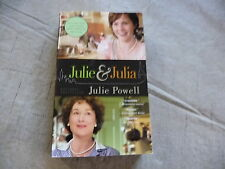 Julie and Julia : My Year of Cooking Dangerously by Julie Powell (2009, Paperbac