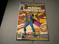 Marvel Premiere Monark Starstalker #32 (1976, Marvel) Low Grade
