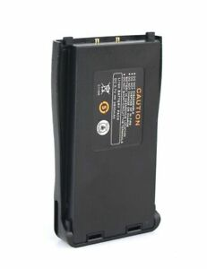 1 x 2800mAh Boafeng 888s Retevis 777h High Power Longer Life Battery replacement