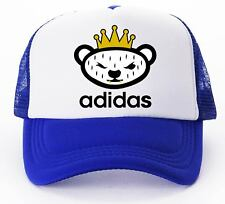 Adidas Nigo Baseball Trucker Cap