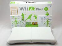 Wii Fit Plus + ORIGINAL Balance Board in OVP - Fitnesstraining für Nintendo Wii