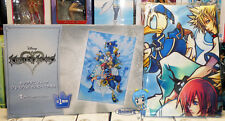 Official Kingdom Hearts Premium Towel 90X130cm by SEGA *UK SELLER*