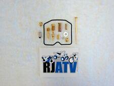 Suzuki LTF400F King Quad 2008-2010 Carburetor Carb Rebuild Kit Repair LT-F400F