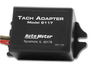 Autometer 9117 Tachometer(rev counter) Tach adapter for distributorless ignition