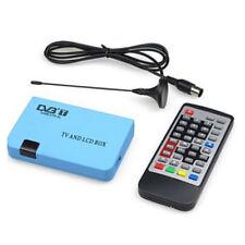 Receiver Converter Digital TV CRT Box LCD/CRT VGA/AV Tuner DVB-T FreeView