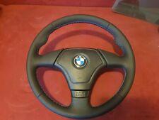 BMW Sportlenkrad Lenkrad E46 E39 Z3 3 Speichen Neu Bezogen Leder M Naht