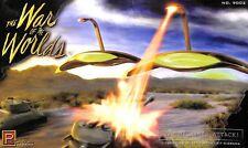 Pegasus Hobbies 1:144 War of the Worlds War Machines Attack Diorama Kit #9002