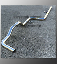 "95-99 Dodge Neon Mandrel Exhaust by TruBendz - 2.5"" Aluminized Steel Tubing"