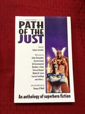 Silver Age Sentinels Path of the Just An Anthology of Superhero Fiction Book