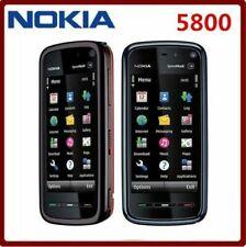 Unlocked Nokia 5800 xpressmusic 3.2 MP Camera GPS WIFI FM radio Bluetooth Phone