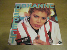 "The Real Roxanne – Respect   Vinyl 12"" Single UK 1988 Hip Hop, Rap    COOLX 176"
