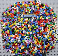 LEGO - 1x1 Basic Bricks Assorted Classic Trans Colors Mosaic Bulk Lot 3005 Pound